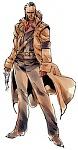 Single action cowboy revolver w/ CGs? :(-180px-mgs1_ocelot.jpg