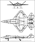 The new YF-23 Skystriker from the new cartoon, how would you want it to turn out?-yf23-1.jpg