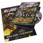Ninja 5-Pack Ninja Battles with DVD and Comic Valor Vs. Venom-valor-vs.-venom-ninja-battled-dvd.jpg