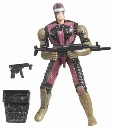 Desert Cobra C.L.A.W.S. JOE Valor vs Venom unique G.I