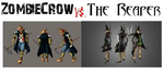 Help us design limited edition action figures - Nightmare of Oz-zombiecrow-vs-reaper1.png