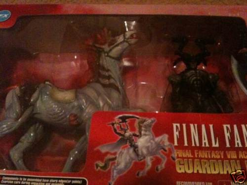 ohhh yeah.. i forgot to mention i am a SUCKER for Final Fantasy Games and Figures.... and yeah my name is really Seph hehehe