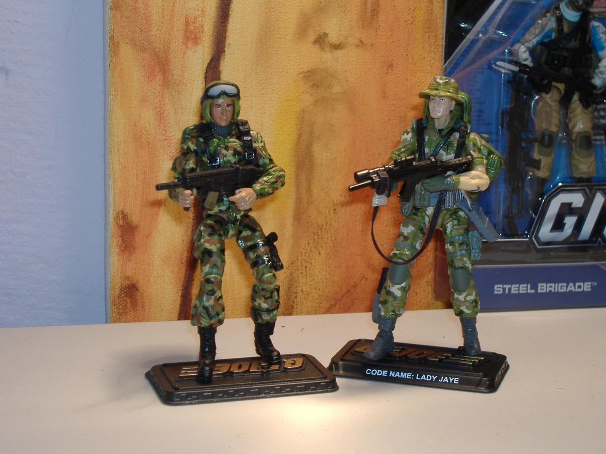 torpedo and wetsuit camo fatigues