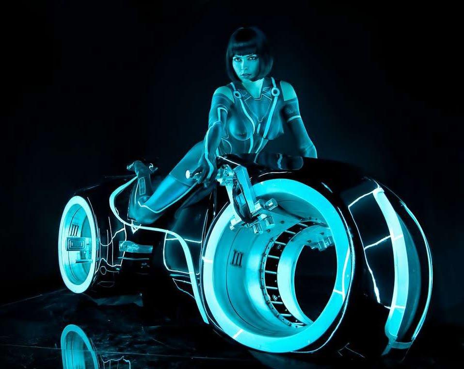 Tron Bike 02