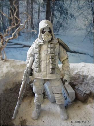 Iron Grenadiers Siberian Trooper